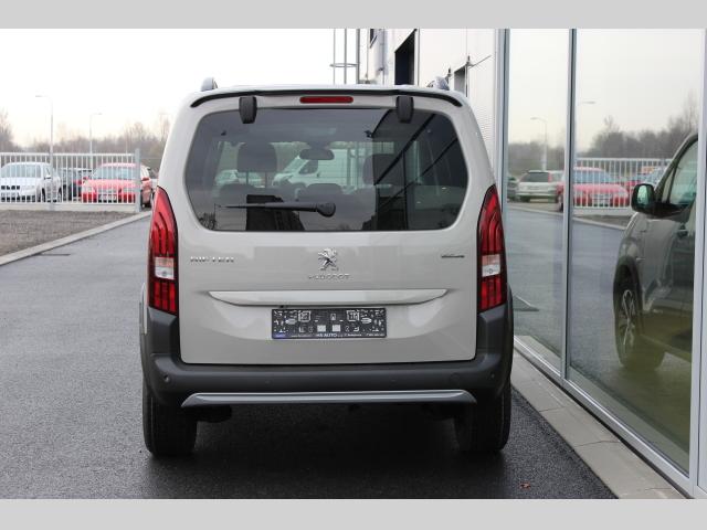 Peugeot Rifter 2020