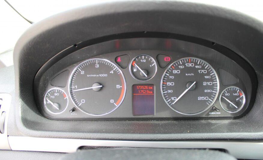 Peugeot 407 sedan